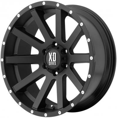 Heist (XD818) Tires