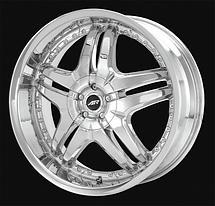 Burn (AR637) Tires